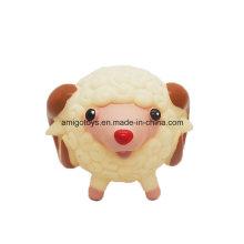 Пластиковые кружки овец животных игрушки подгонять