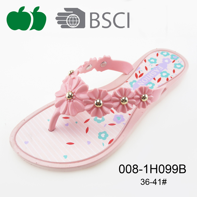 good printing ladies flip flop