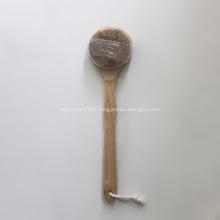 Dry Skin Vegan Bamboo Body Shower Brush