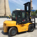 7T Capacity Forklift Price with Forklift Attachment