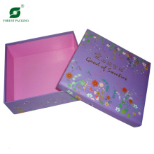 Art Paper Coated Gift Box
