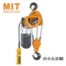 Professional Factory Cheap Wholesale Custom Design electric chain hoist from China manufacturer