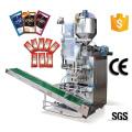 Vertikale Plastiktasche-Shampoo-Beutel-Verpackungsmaschine