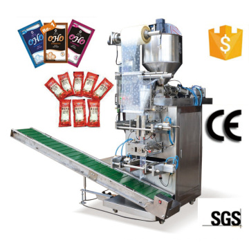 Automatic Pouch Paste Packing Machine for Oil Milk Yogurt Packing