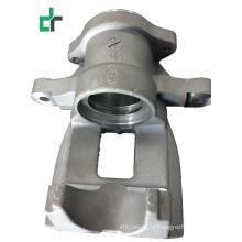 Compasso de calibre de freio da carcaça de areia da precisão da liga de alumínio para as peças de automóvel (DR024)