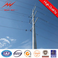 25FT 30FT Nea Philippines Galvanized Steel Electric Pole