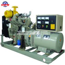 Potência de 25kva ou mais fornecer gerador diesel do motor