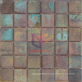 Cooper with Aerugo Archaized Style Mosaic Tile (CFM961)