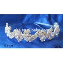 Nouvelle vente en gros de bijoux en strass pour femmes avec perle