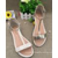 2016 Summer Dernières Lady Sandal Sandales à talons plates pour femmes en gros