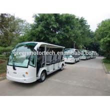 Heißer verkauf 3 rad elektrische 11 sitzer golfwagen von Foshan