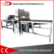 Machine automatique hydraulique de cintreuse pour la découpe