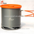 Fire Maple FMC-XK6 1L Portable hiking cookware Anodized Aluminum durable camping cookware