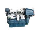 petit moteur diesel intérieur in-bord moteur diesel marin Weichai avec boîte de vitesses