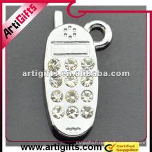 pendentif de téléphone portable de mode