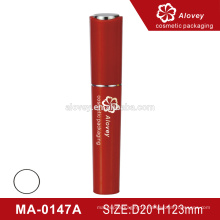 2016 red empty mascara tube packaging