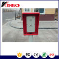 IP Access Control IP-Türsprechanlage Notruftelefon Knzd-45