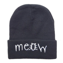 Wholesale Men′s Knitted Beanie Hat