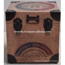 Industrial Loft Storage Box