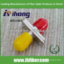 Fiber Optic FC ST Simplex Hybrid Adapter