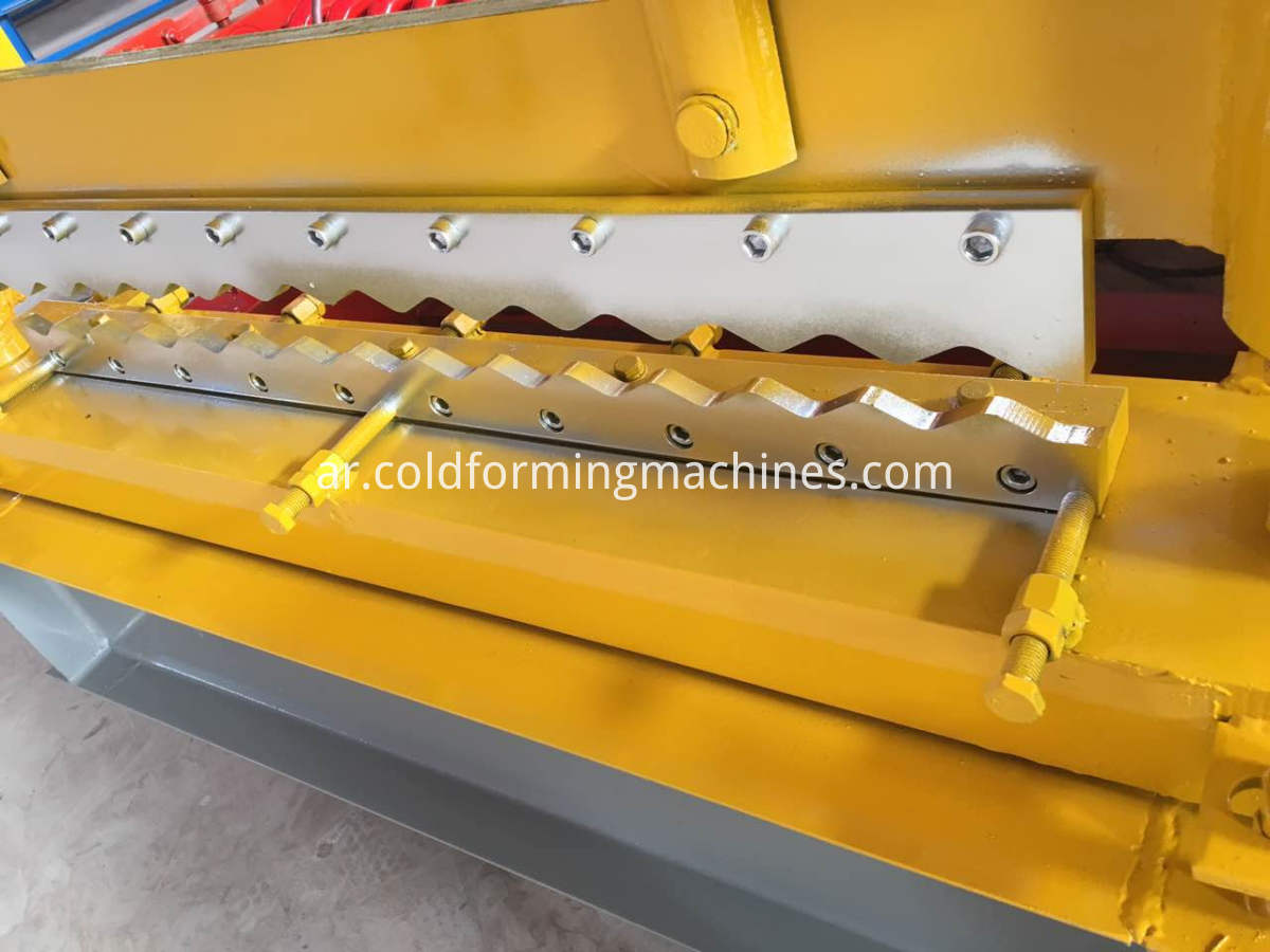 Cutting Type Of Corrugated Type