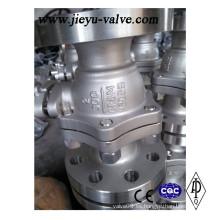 Válvula de bola de fundición manual