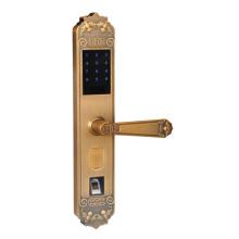 Serrure intelligente de vente chaude de porte pour la porte de sécurité / porte en métal / porte de villa