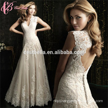OEM service Modern Style Bridal Wedding Dress