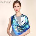 2016 new fashion silk scarf for woman