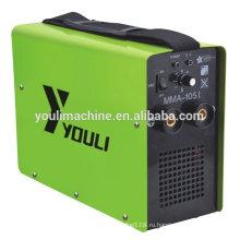 Малогабаритный стальной портативный инвертор mma сварочный аппарат