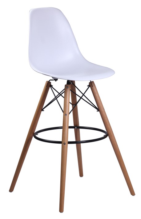the eames dsw bar chair
