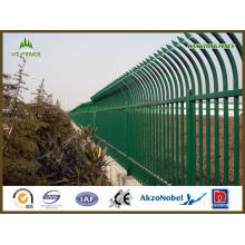 Powder Coating Iron Fence/Railway Fence/Steel Fence/Wrought Fence