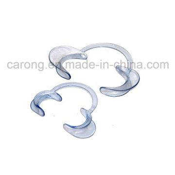 Retrator de bochecha de materiais médicos odontológicos com CE, ISO aprovado (CaRong-105)
