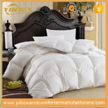 5 Star Hotel Used Super Soft Quilted Style Goose Down Filling Luxury Hotel Duvet