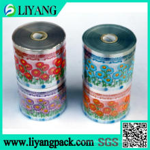 Four Color, Flower Film, Heat Transfer Film