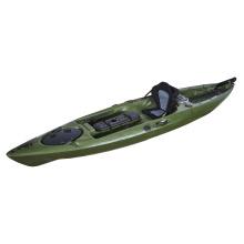 13ft Fishing Kayak One Backseat Dry Storage Hatch Sit On Top Modular Fishing Pod