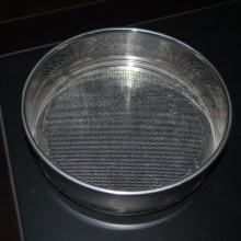 100 Micron Stainless Steel Lab Test Sieve