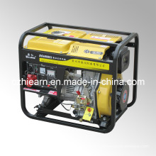 Air-Cooled Open Frame Type Diesel Generator Three Phase (DG6000E3)