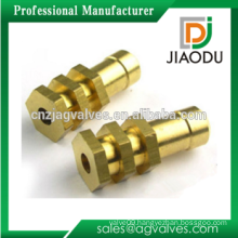 Machined Parts Brass Bolts And Nuts Cnc Turning Part