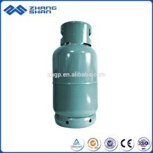 Cilindro de gás GLP de 15 kg para cozinhar portátil com preço competitivo