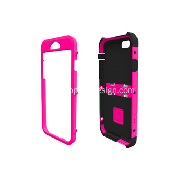 IML for mobile phone cover of injection moulding
