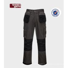 Pantalon cargaison Industrial Workwear pour hommes avec poches latérales