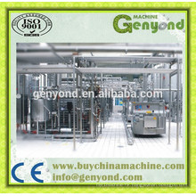Automatic Complete Frozen Yogurt Process Plant