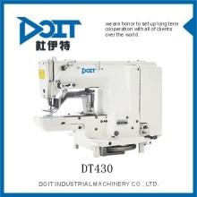 Hochgeschwindigkeitsdirektantrieb industrielle Riegelstichnähmaschine DT430