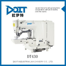 High speed direct drive industrial bar-tacking sewing machine DT430