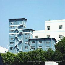 Architecture Design & Construction Bâtiment en acier