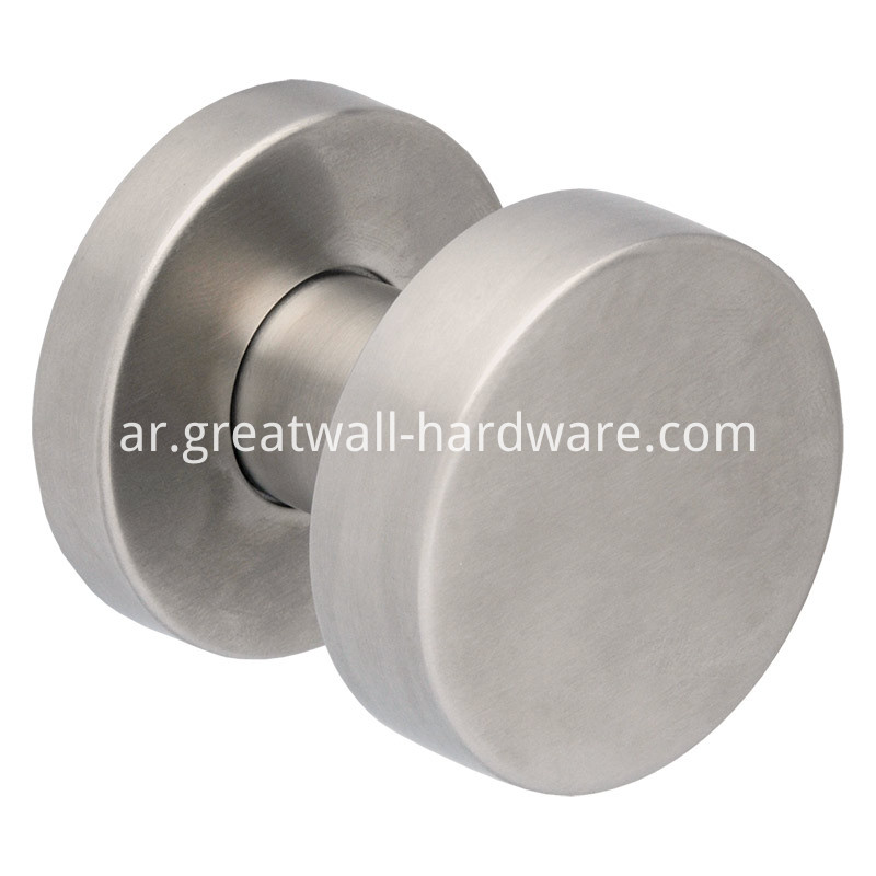 Bathroom Door Knob Set