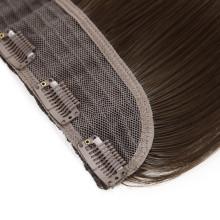 Best Quality Wholesale Keratin Hair Human Virgin Clip in Hair Extension