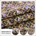 Top quality Designer fashionable woven chenille tweed sofa fabric