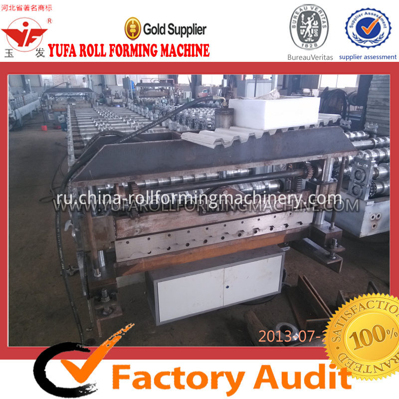 C18 ROOF TILE HIGH QUALITY ROLL FORMING MACHINE